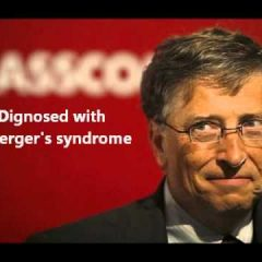 bill gates asperger